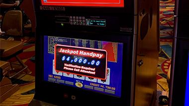 triple double bonus jackpot